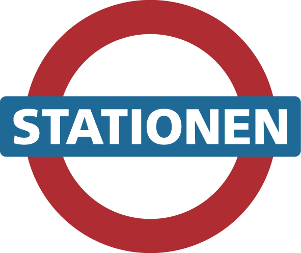 Bostedet stationen